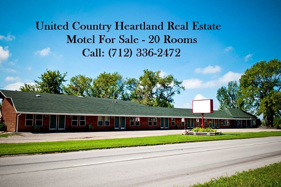 Iowa Motel For Sale -19124