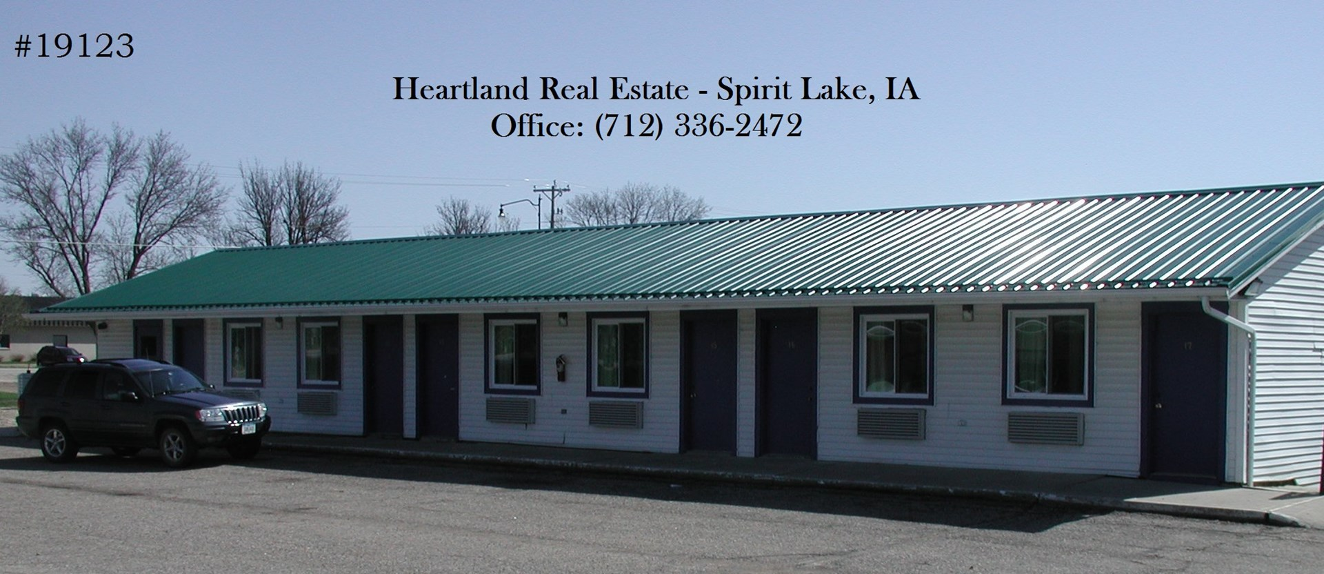 Motel For Sale Iowa Great Lakes Region - 19123