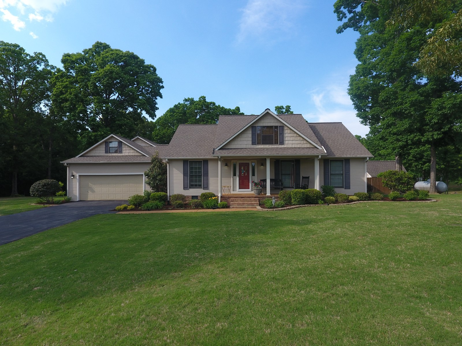 Country Home in West TN for sale