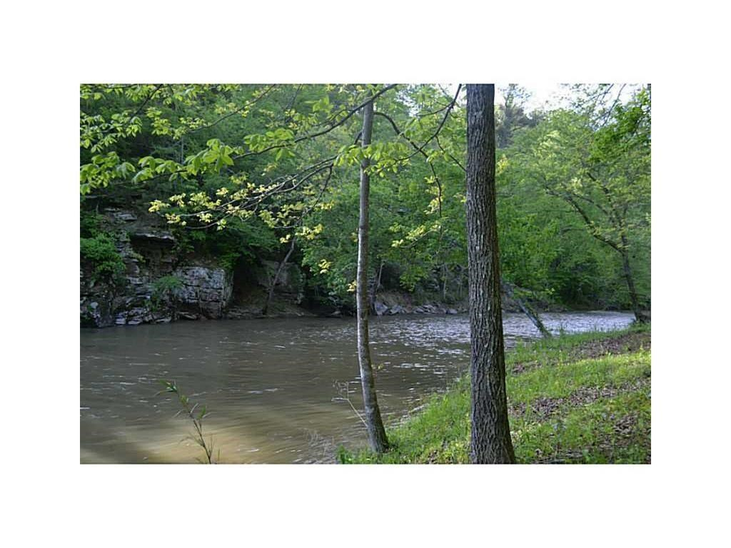 AMAZING RIVER PROPERTY - Talking Rock, GA - FOR SALE