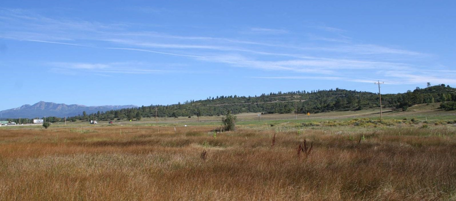 land for Slae near Chama NM with river Access and level lot