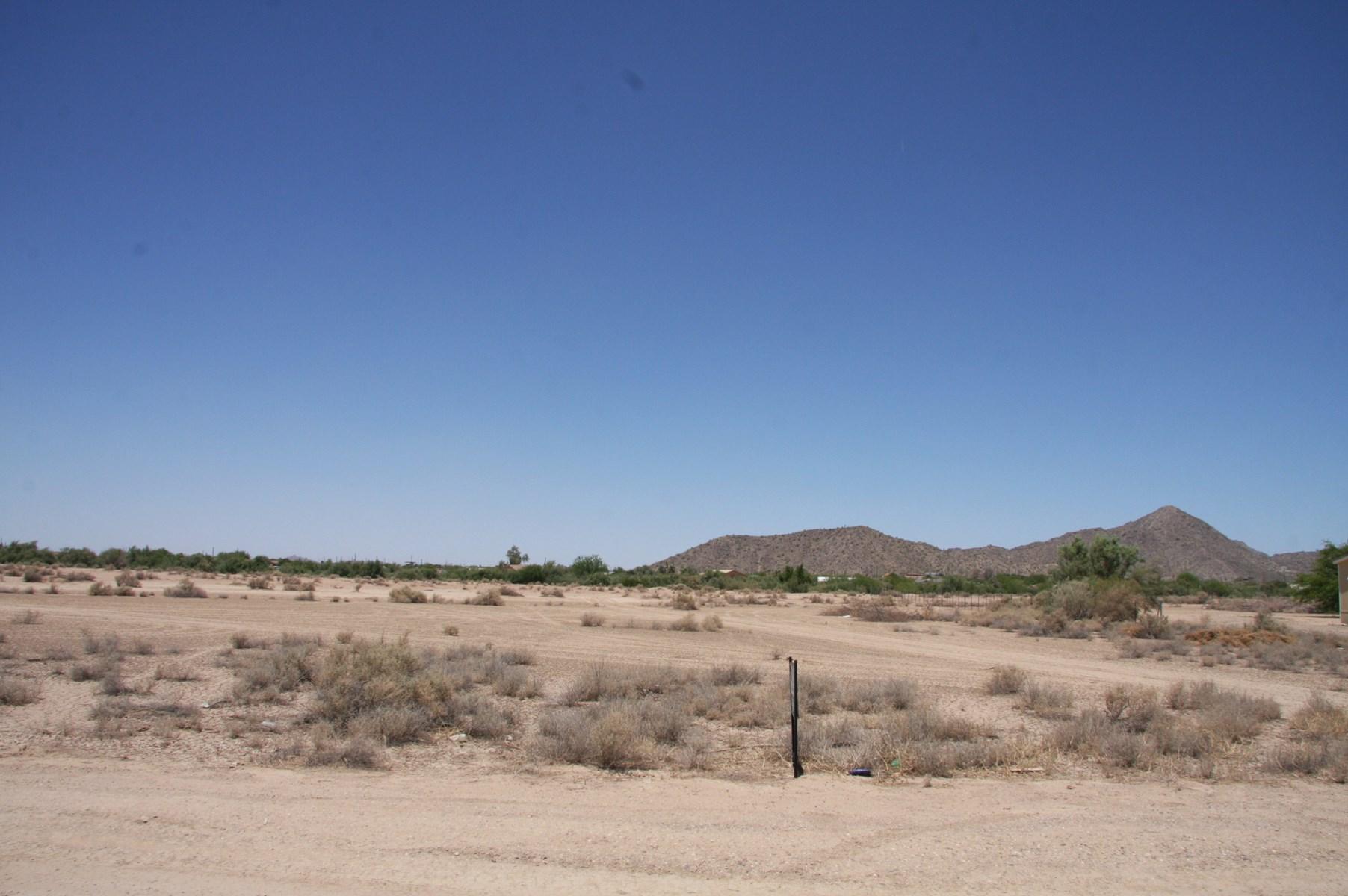 LAND FOR SALE CASA GRANDE AZ  Horse land for sale AZ
