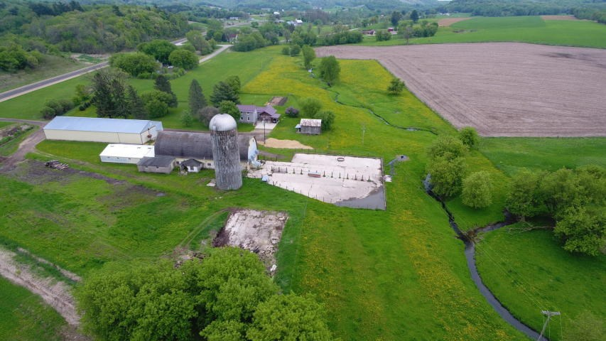 Hobby Farm, Country Home, Dairy Barn & acreage for sale