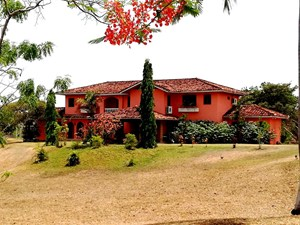 FULLY FURNISHED RANCH W/HORSES COUNTRY HOUSE IN CHAME PANAMA