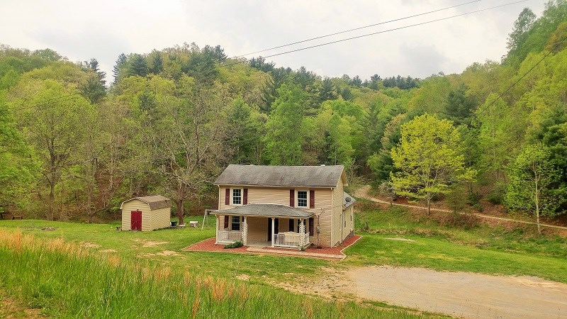 Farm in Shawsville VA for Sale!