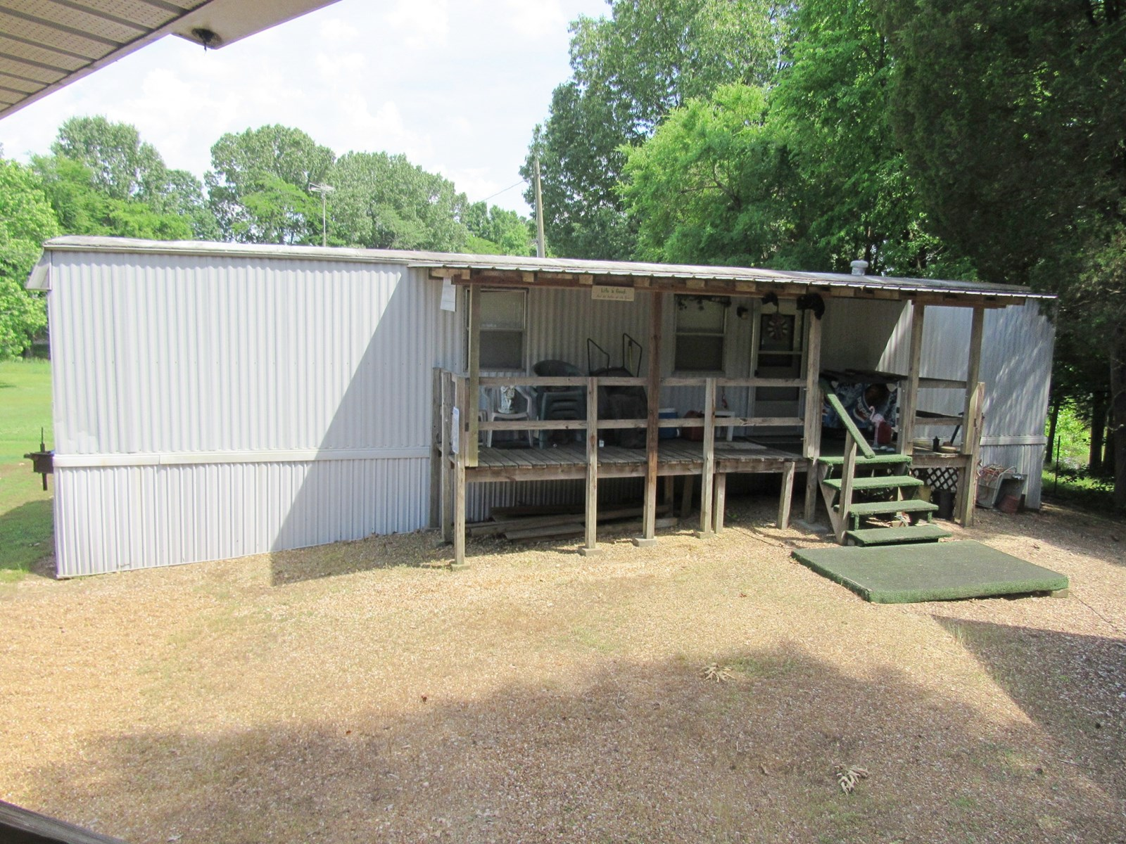 TN River Front Camp on 1 Lot  for $48,150
