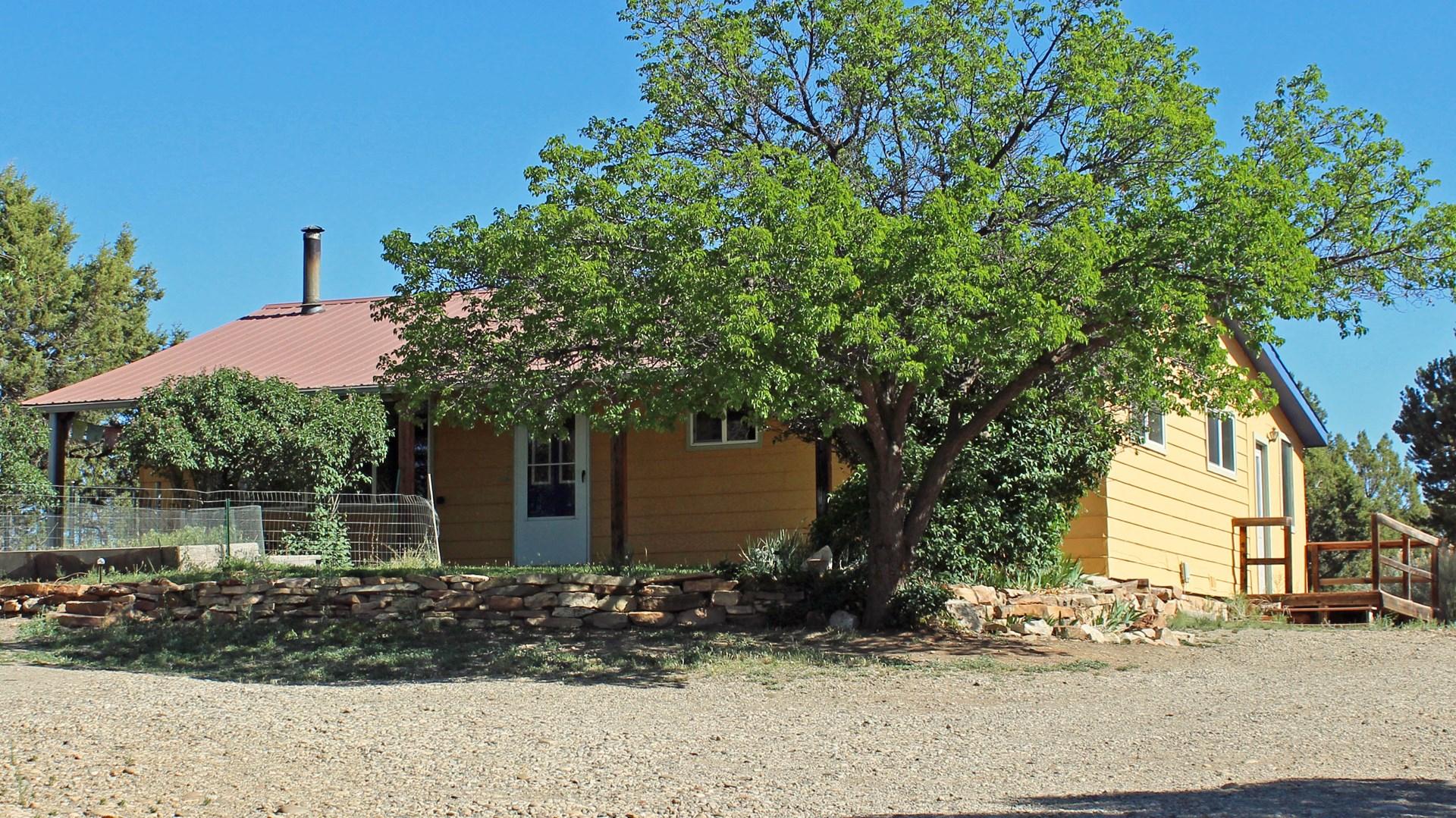 Colorado Home For Sale, Cortez CO with Acreage, Views