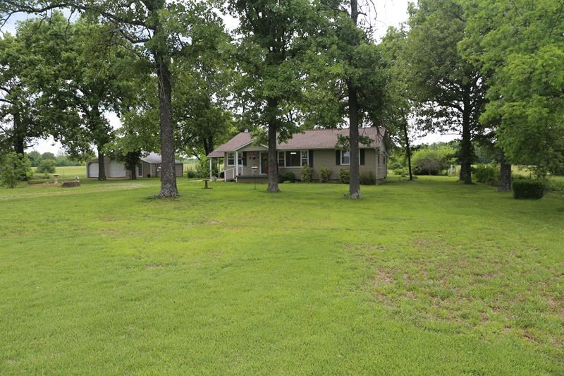 Farm for Sale in the Southern Missouri Ozarks, West Plains