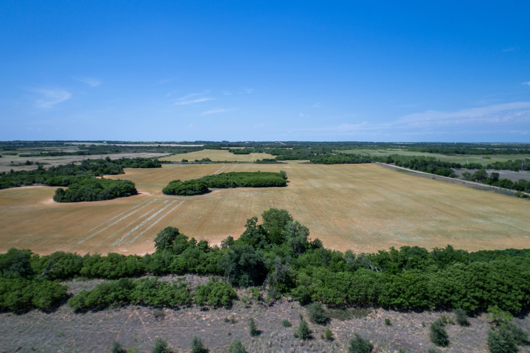 120 Acres Greer County Oklahoma Hunting Land for Sale 73554
