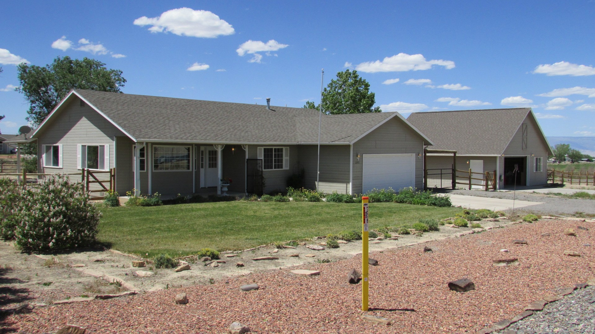 Country Home For Sale Montrose Colorado