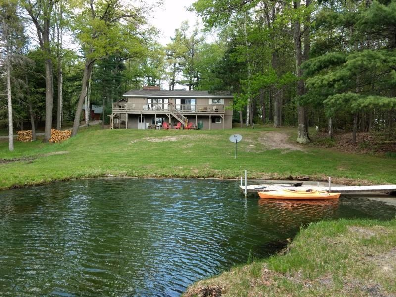 Waterfront Home Crooked Lake Atlanta MI