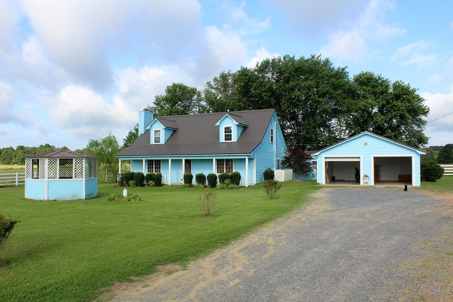 Foreman, AR Country Home For Sale Little River County Home