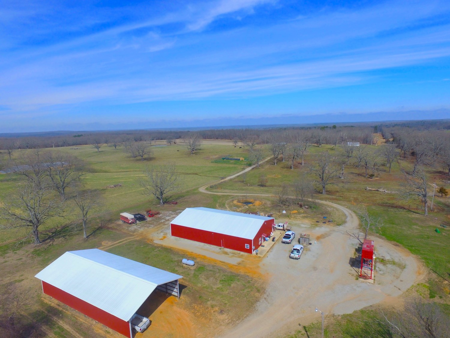 Turn Key Farm for Sale in Oregon County, Missouri