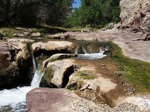 Hobby Ranch Near Ruidoso, New Mexico
