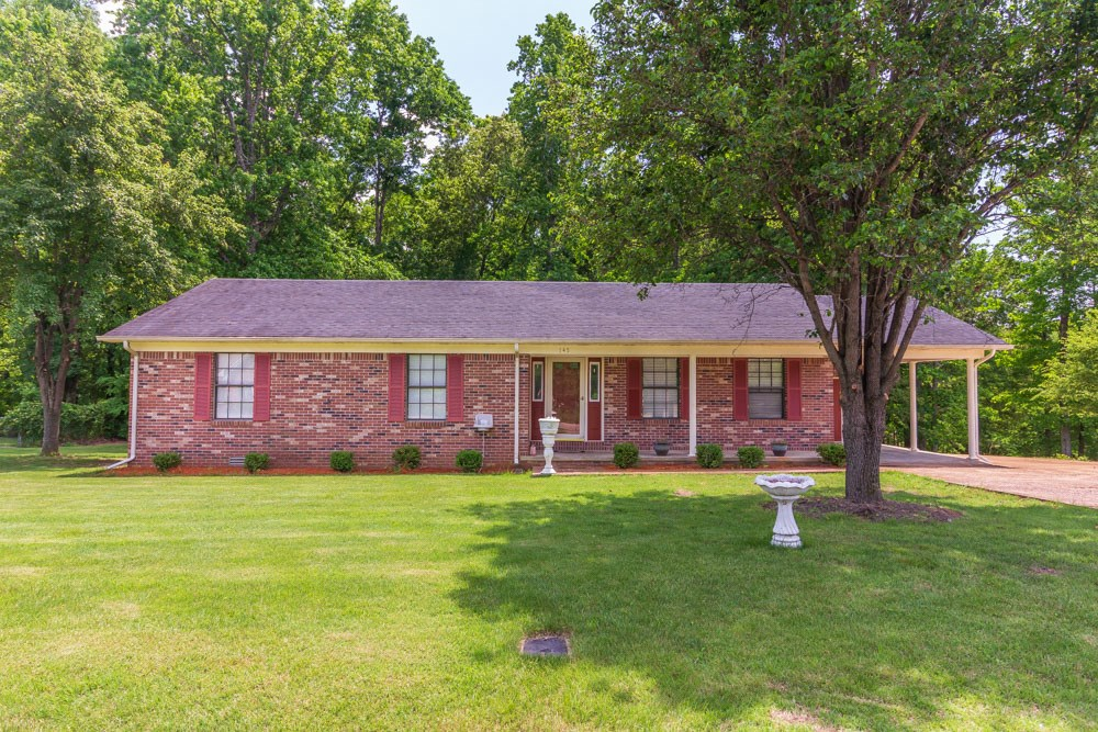 Brick Home for Sale; Adamsville, TN in Great Subdivision