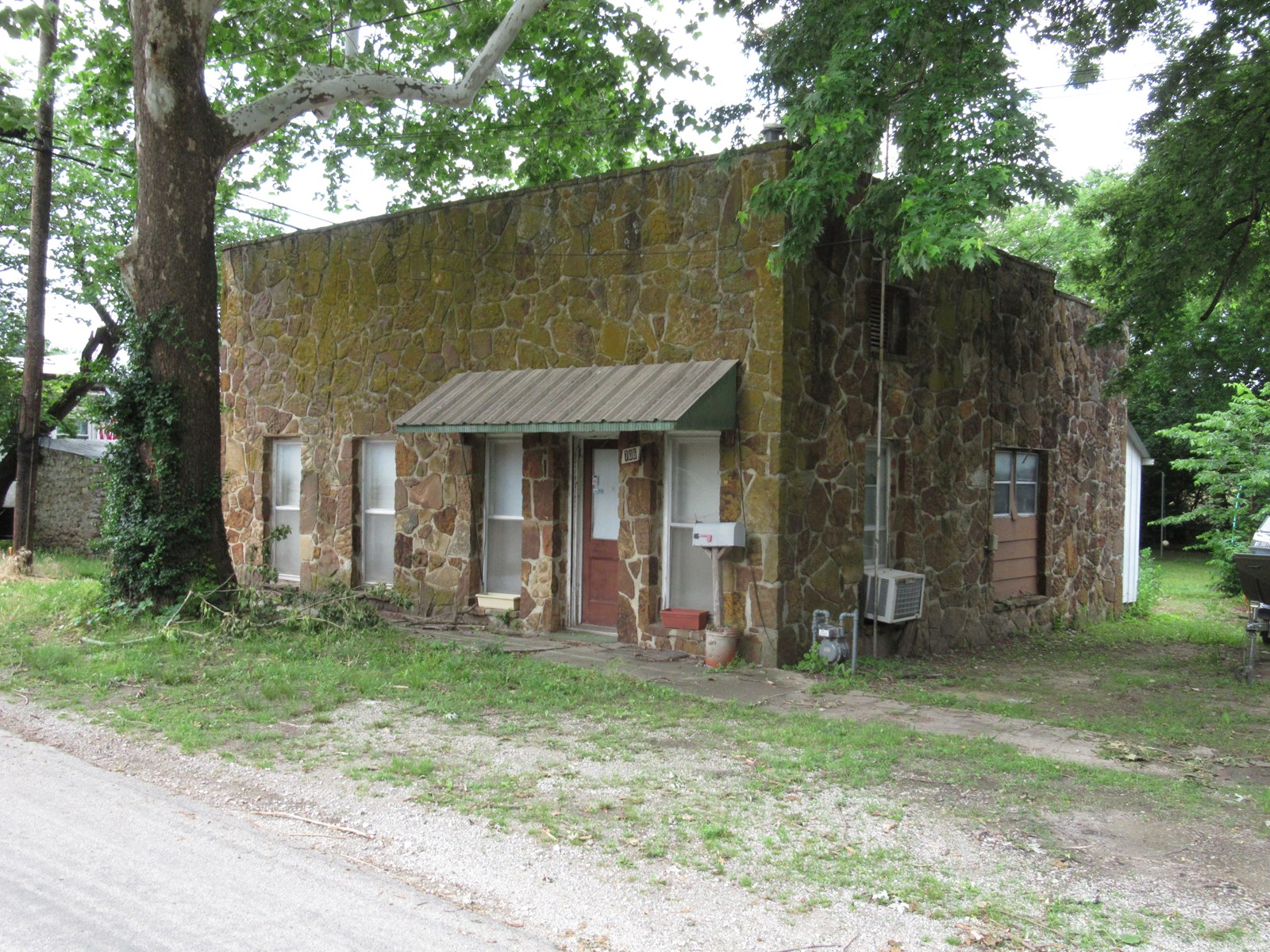 Rental Property for Sale in Golden City, MO.