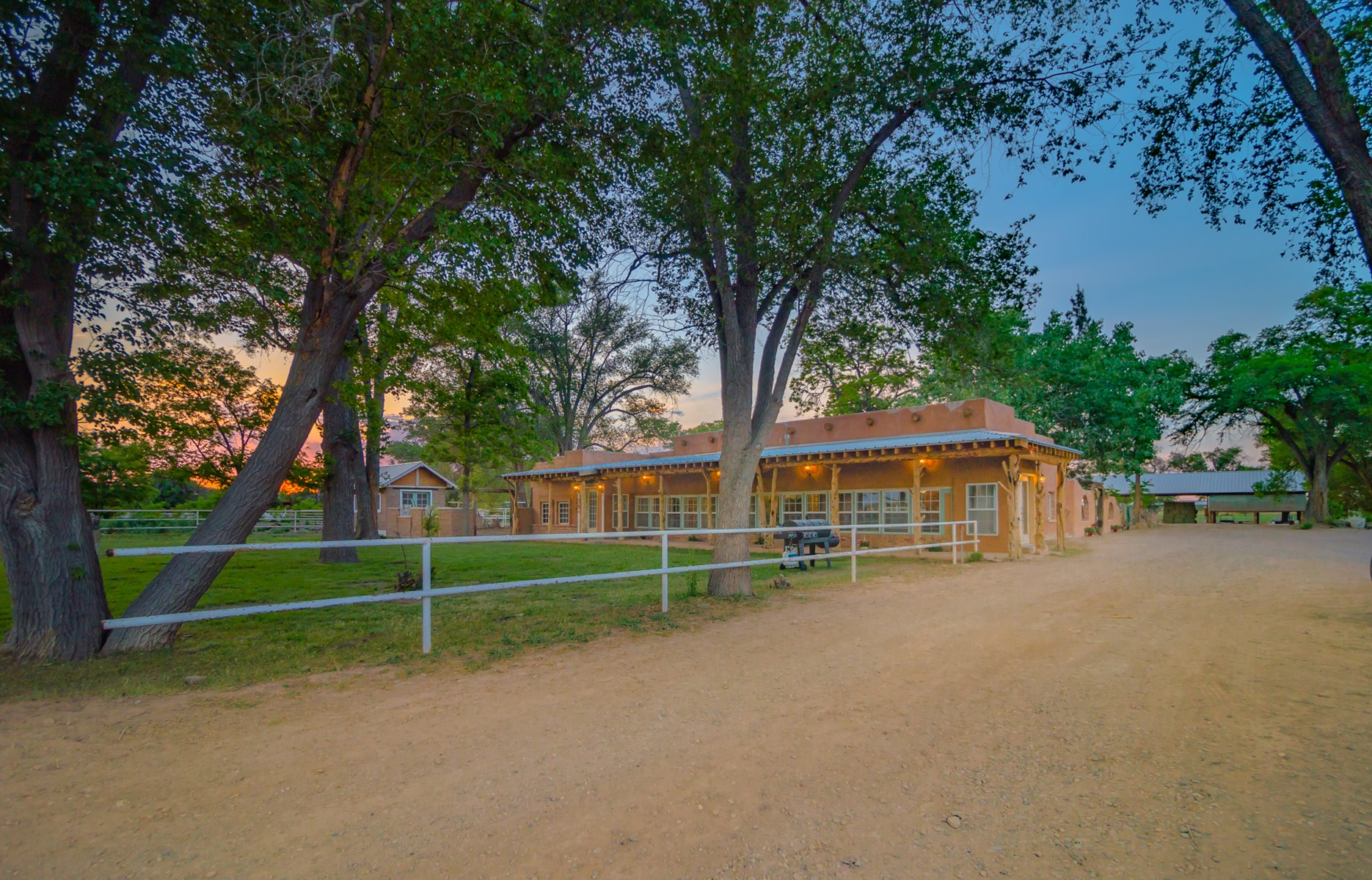 Horse Property in Central NM, next to the Rio Grande