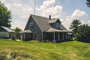 HOME & FARM FOR SALE IN FLOYD VA!