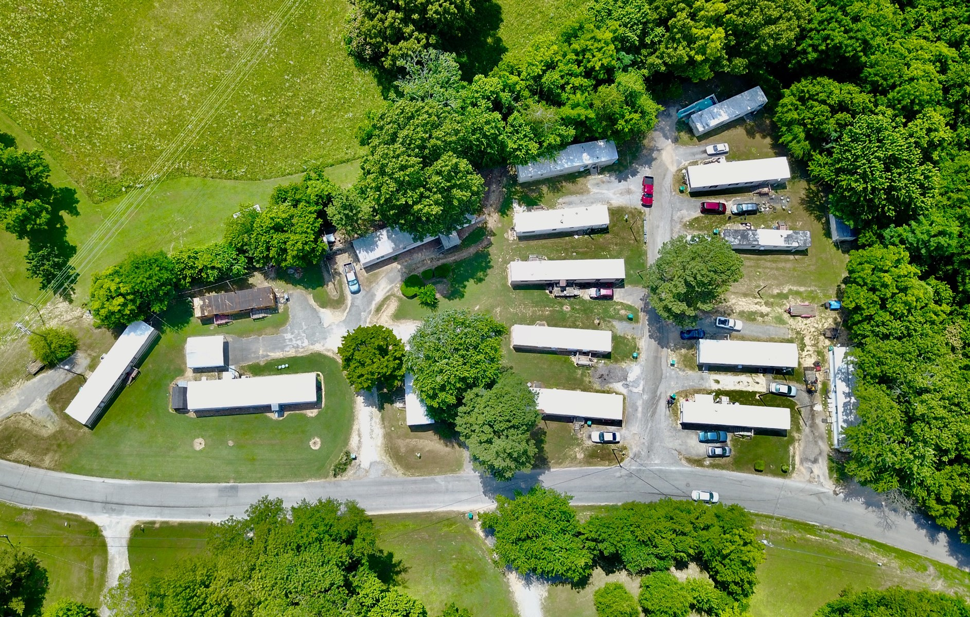Income Producing Mobile Home Park For Sale in Tennessee
