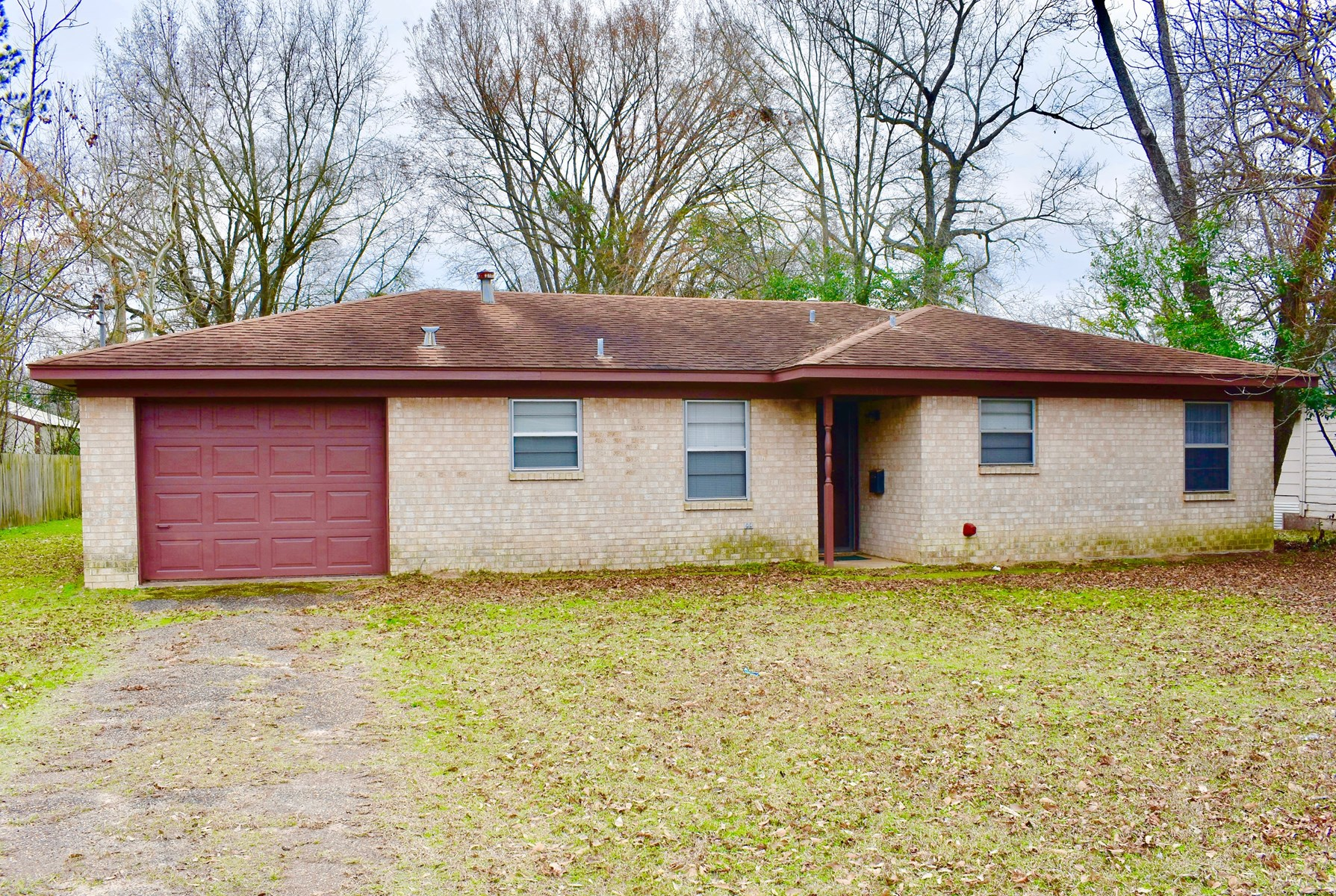 House for Sale Gilmer TX 2 bedroom Gilmer ISD Upshur County