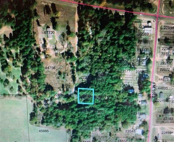 Lot for Sale Rhonesboro TX Upshur County Harmony ISD
