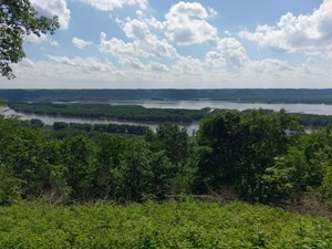 ABSOLUTELY BEAUTIFUL MISSISSIPPI RIVER VIEW