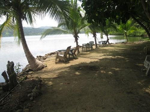 Oceanfront Luxury Villa on Shepherd Island Bocas Del Toro