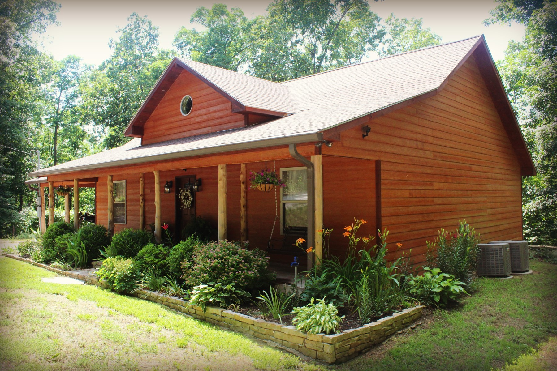 Large Country Home Close to the White River For Sale