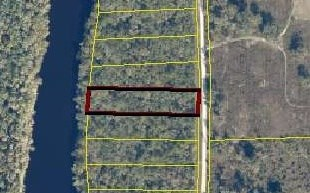 Suwannee River Front Property For Sale
