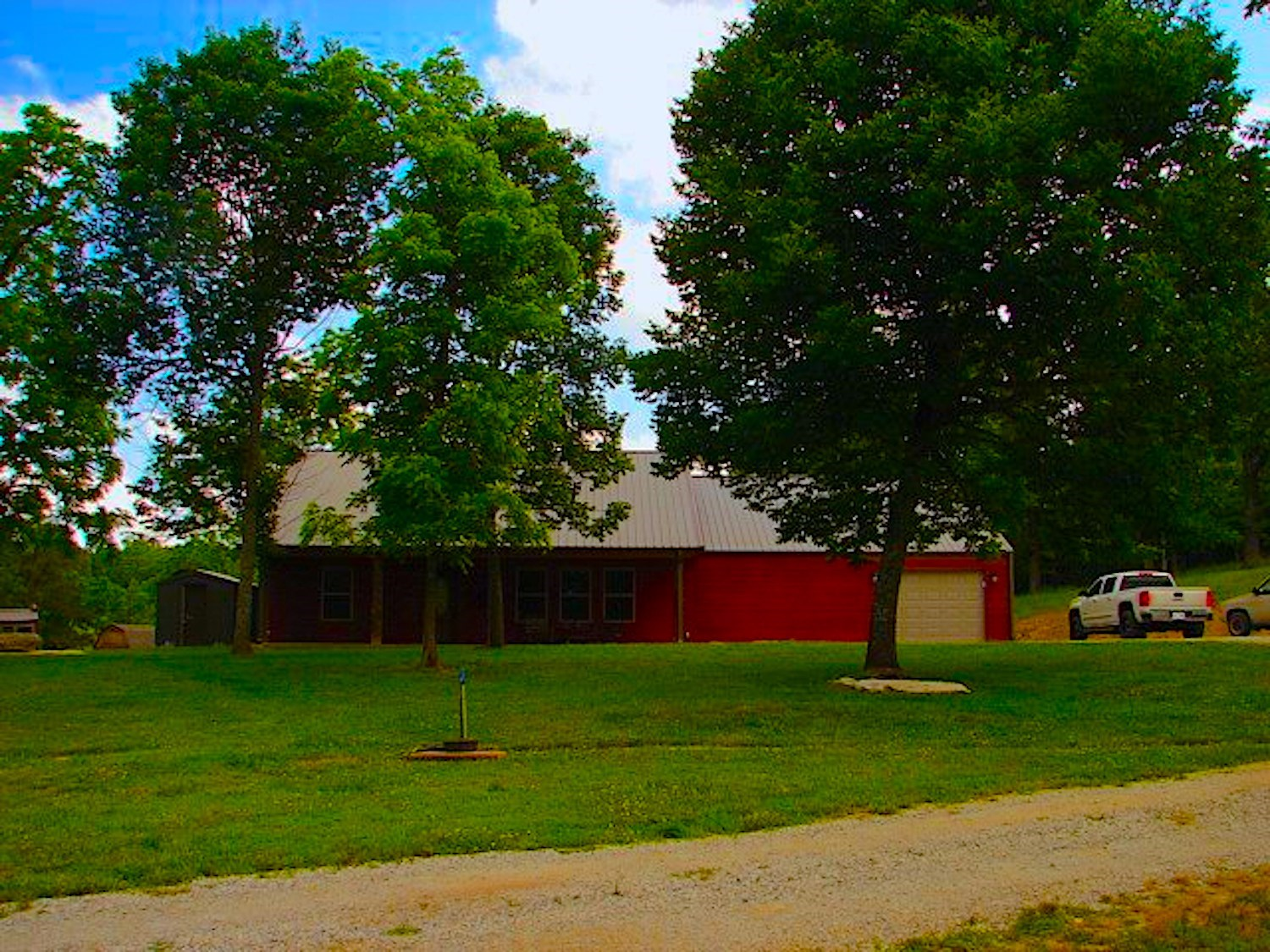 Ozarks Country Home, Cattle Farm & Hunting Property-Salem AR