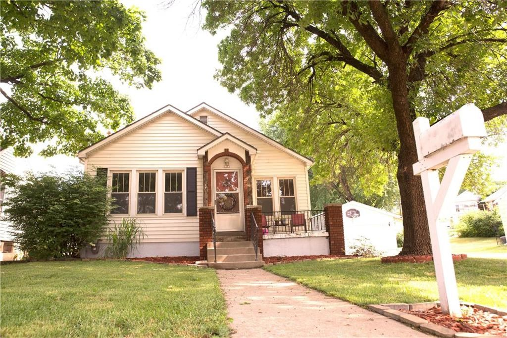 Historic Home For Sale in Atchison Kansas
