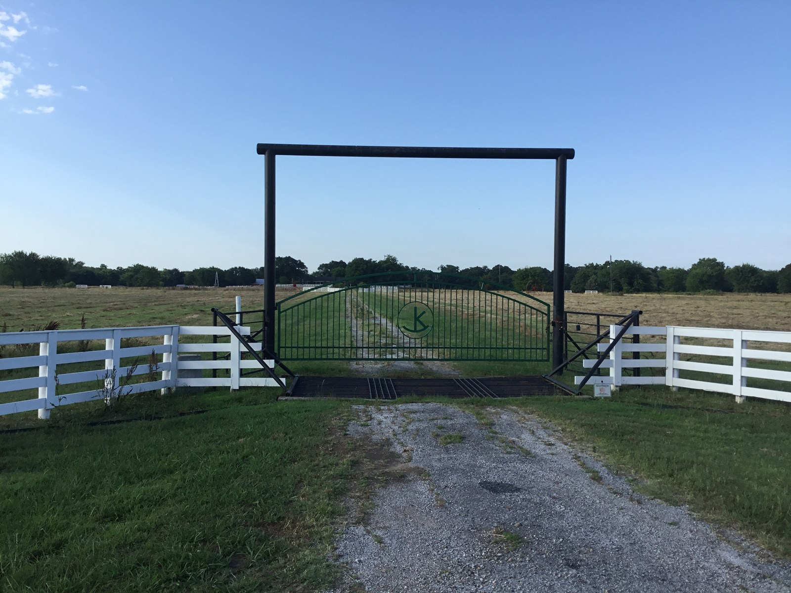 ROCKING K RANCH FOR SALE IN POINT, TEXAS