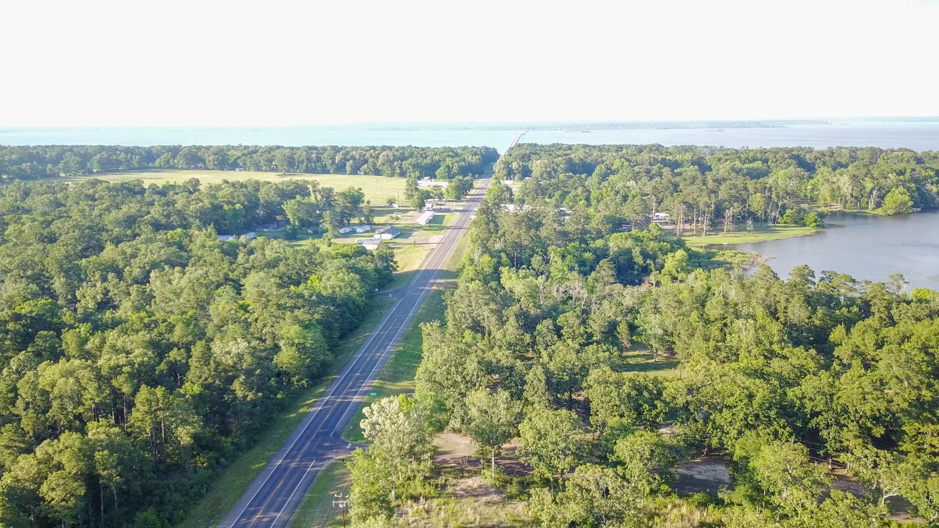 2.58 Acres | Lake Sam Rayburn Land for Sale, HWY Frontage