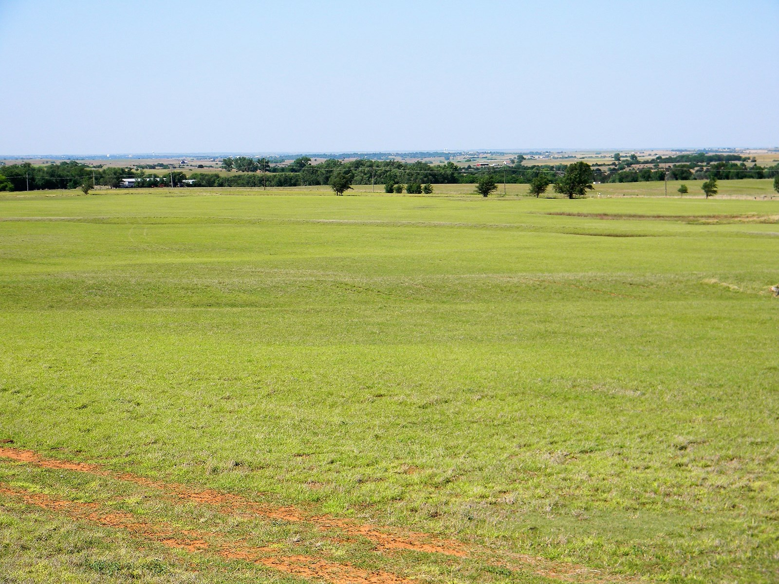 Custer County, Oklahoma Land for Sale  ±40 acres