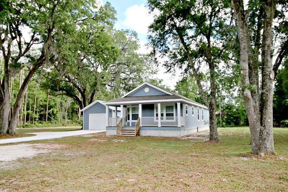 CRACKER STYLE HOME IN CROSS CITY - FLORIDA