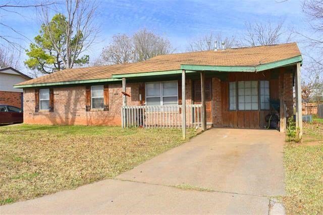 Perry Oklahoma Home for Sale | Investment Property