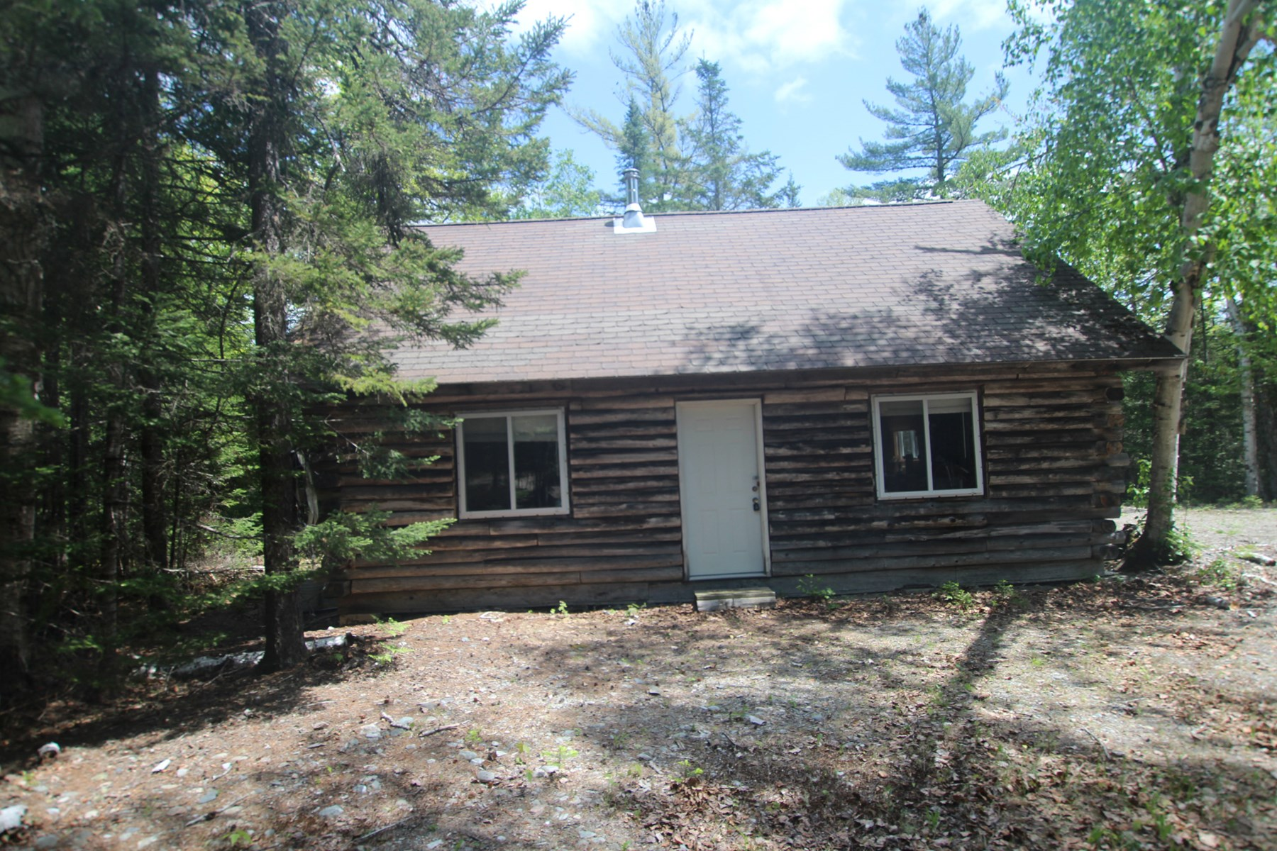 Maine Camp for Sale in Wesley