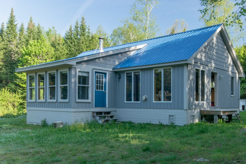 Maine Country Camp for Sale in Elm Stream TWP