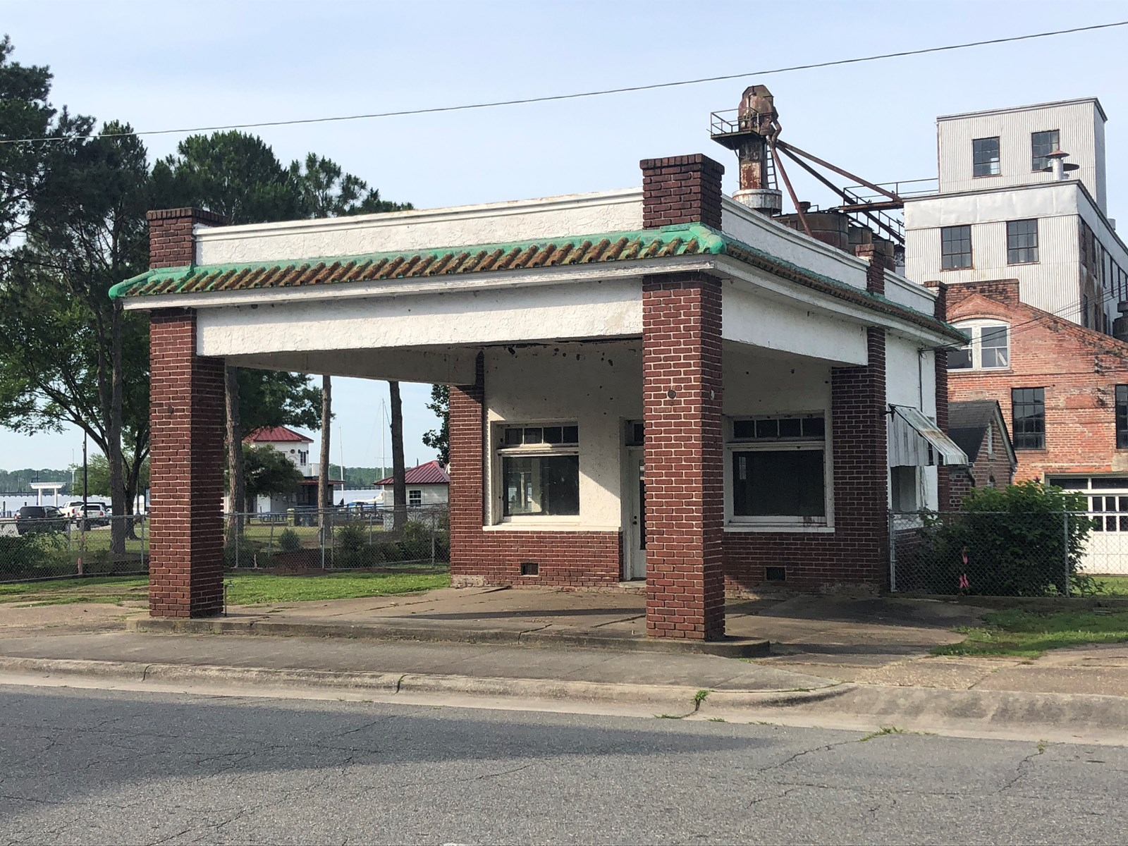 Waterfront Commercial Property For Sale Washington, NC