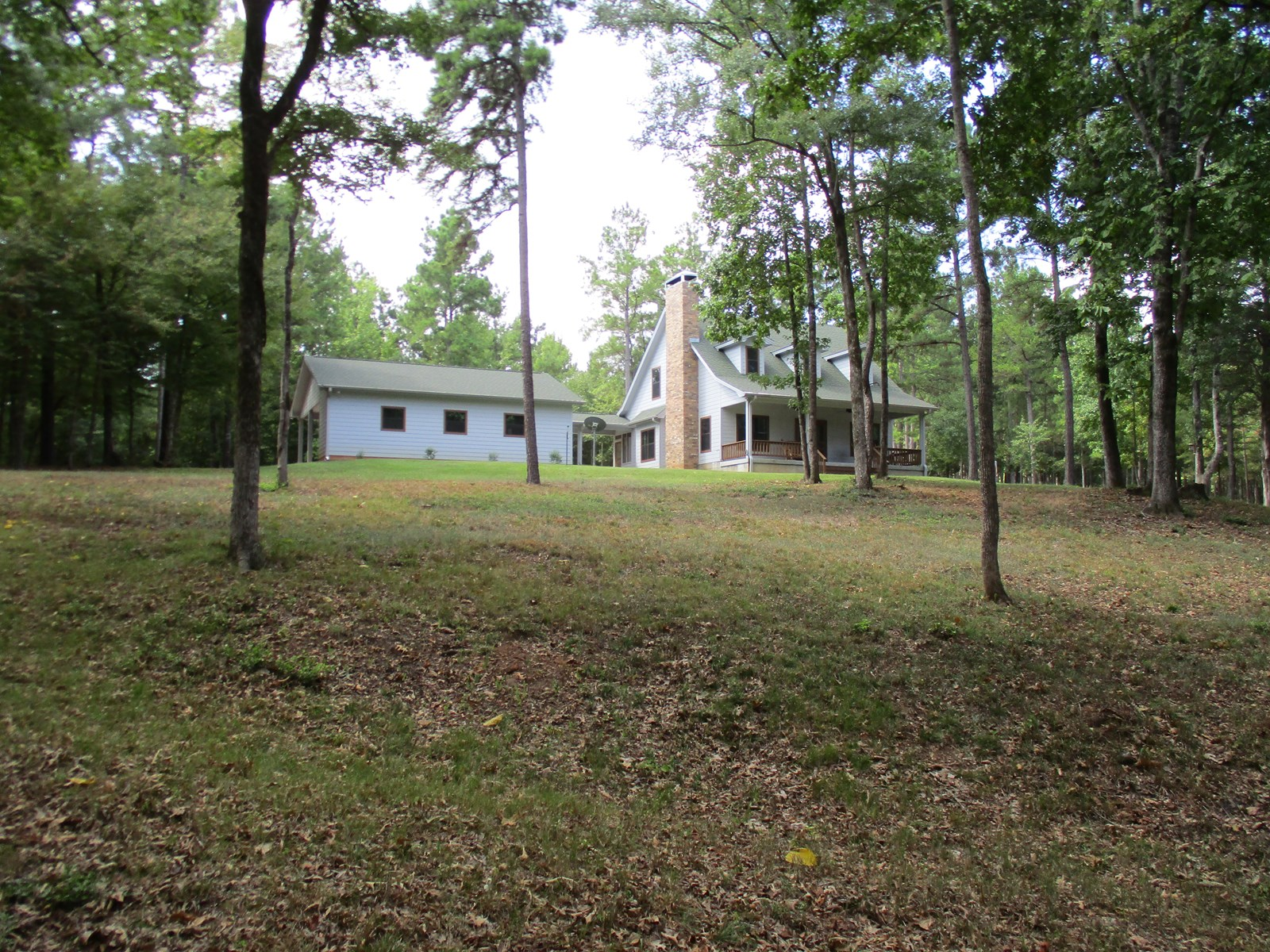 Anderson County Home, Land, Creek, Hunting