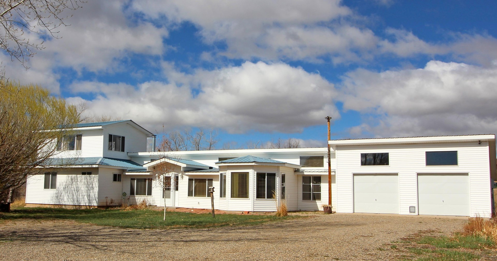 Waterfront House on 5.14 Acres, Mancos CO