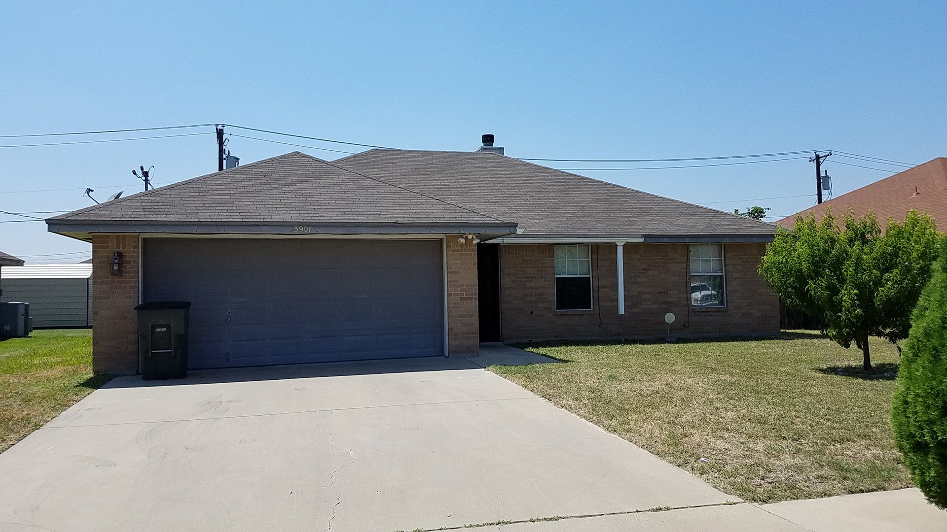 4 Bedroom 2 Bath Home In Killeen Texas Close to Ft Hood TX