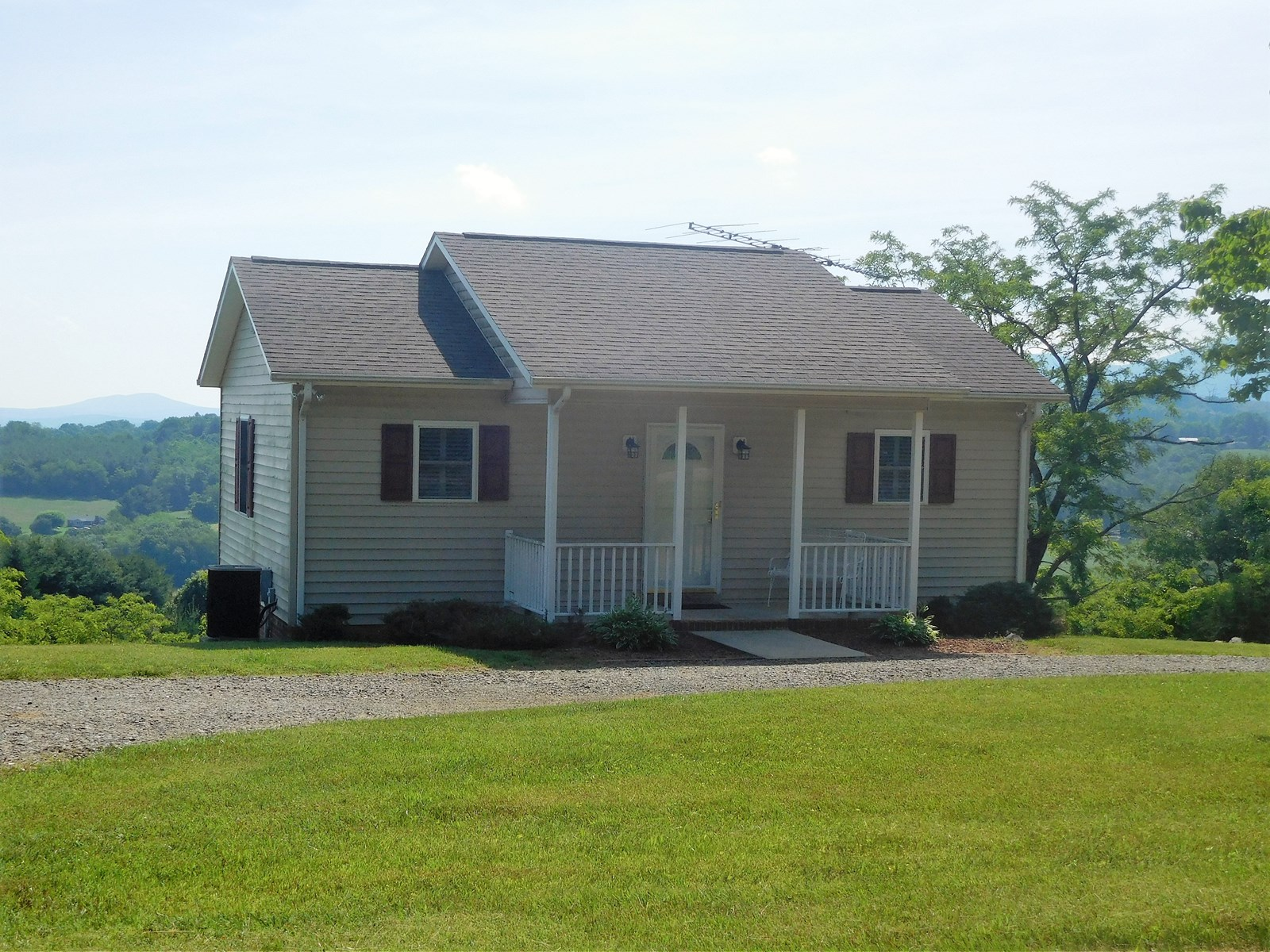 Home for Sale Blue Ridge Mountains