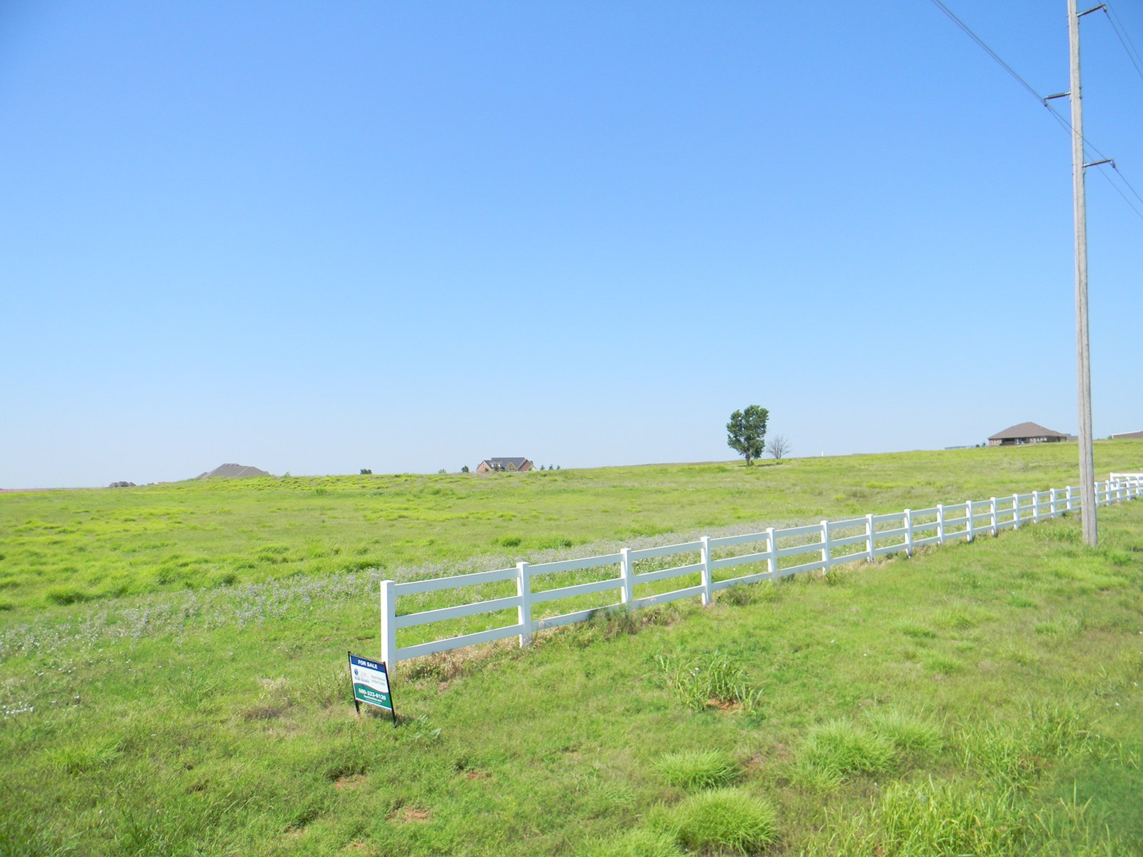 Clinton, OK Building Lot for Sale