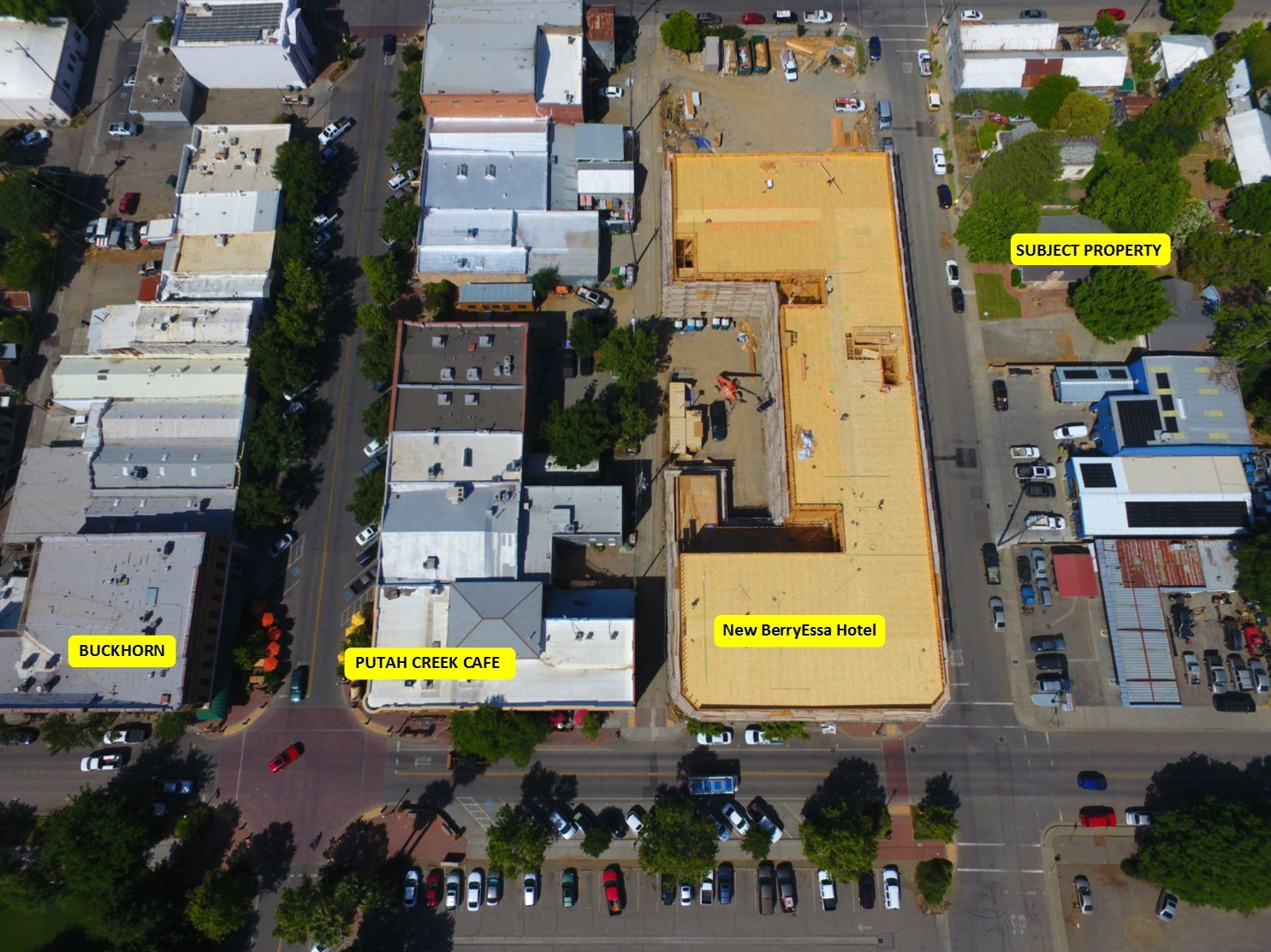 Winters, CA Commercial Property For Sale