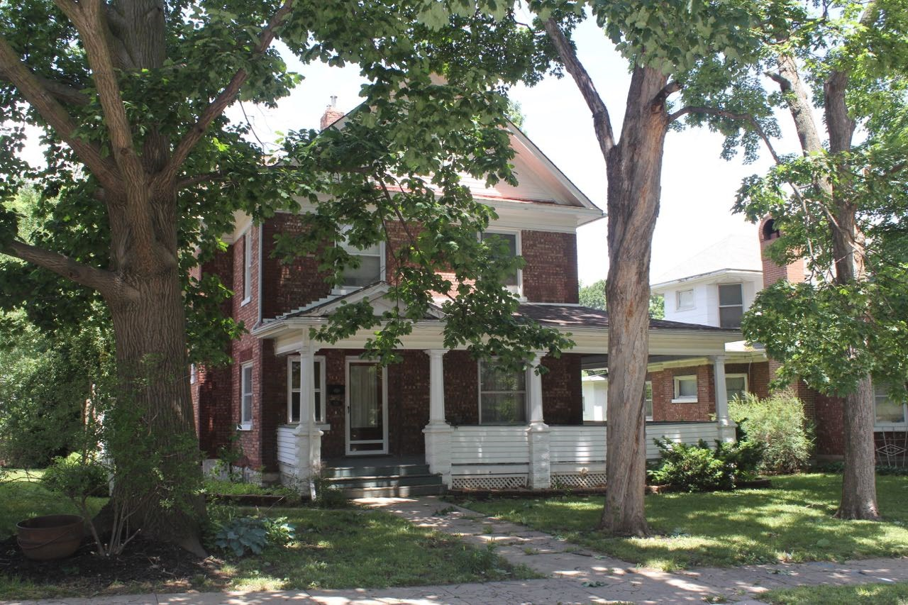 Historic Home For Sale Atchison KS
