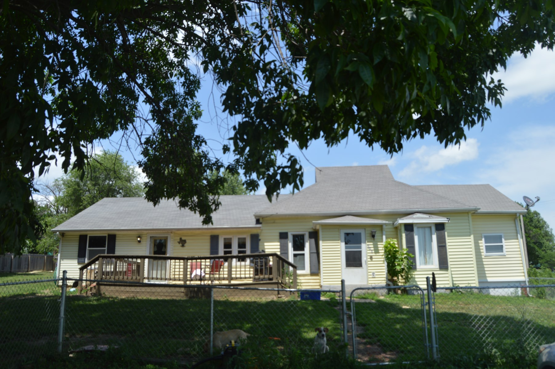 One Story Home For Sale in Rural NW Missouri Town
