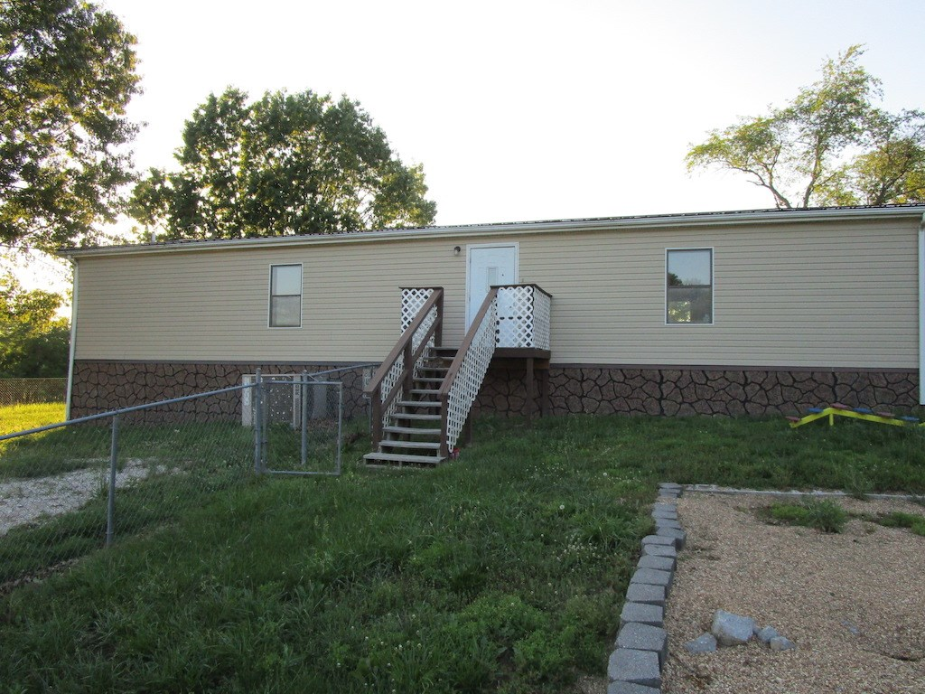 Residential with Acreage - Large Lot in Town