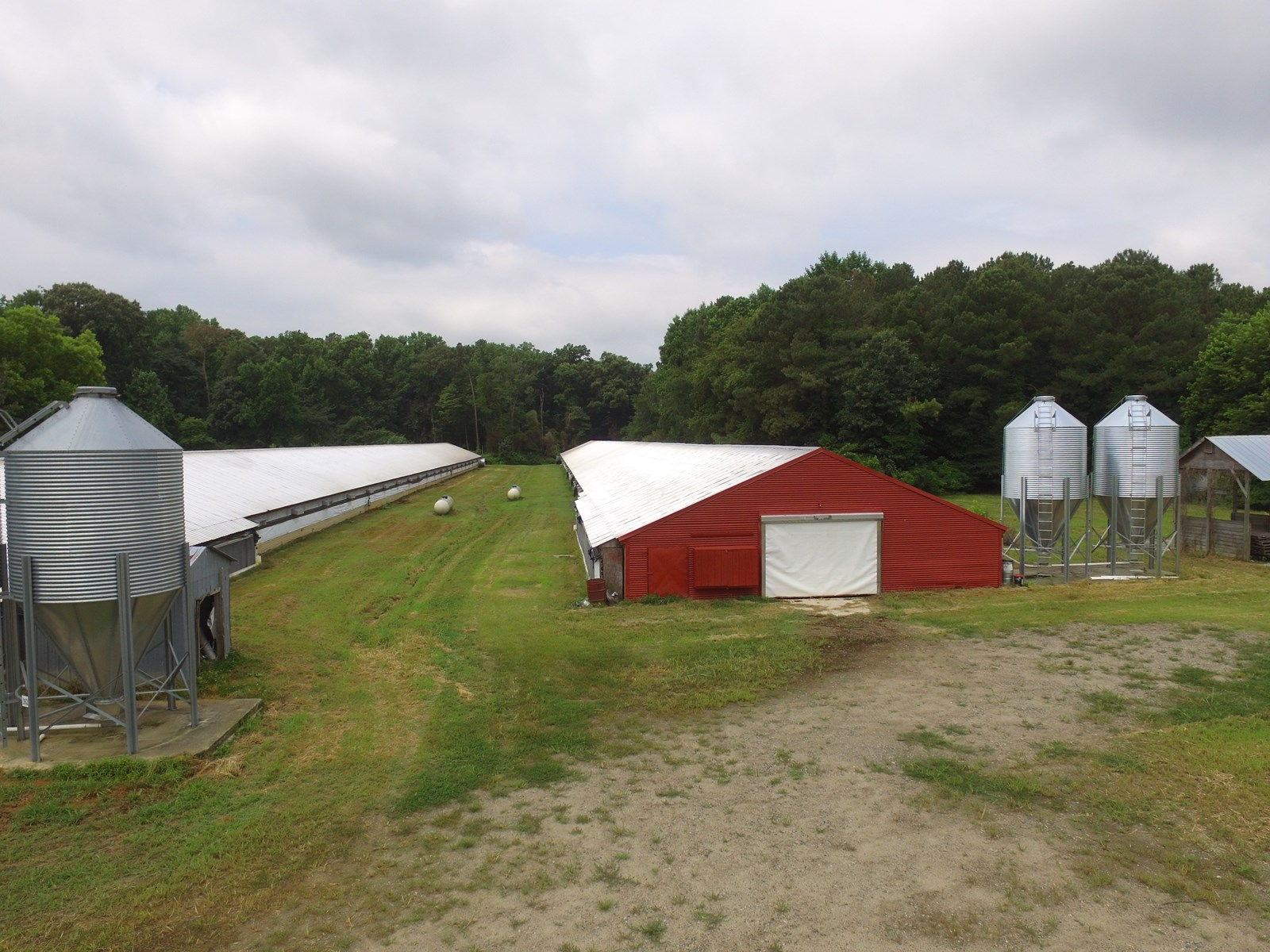 Bertie County Poultry Farm for sale in North Carolina