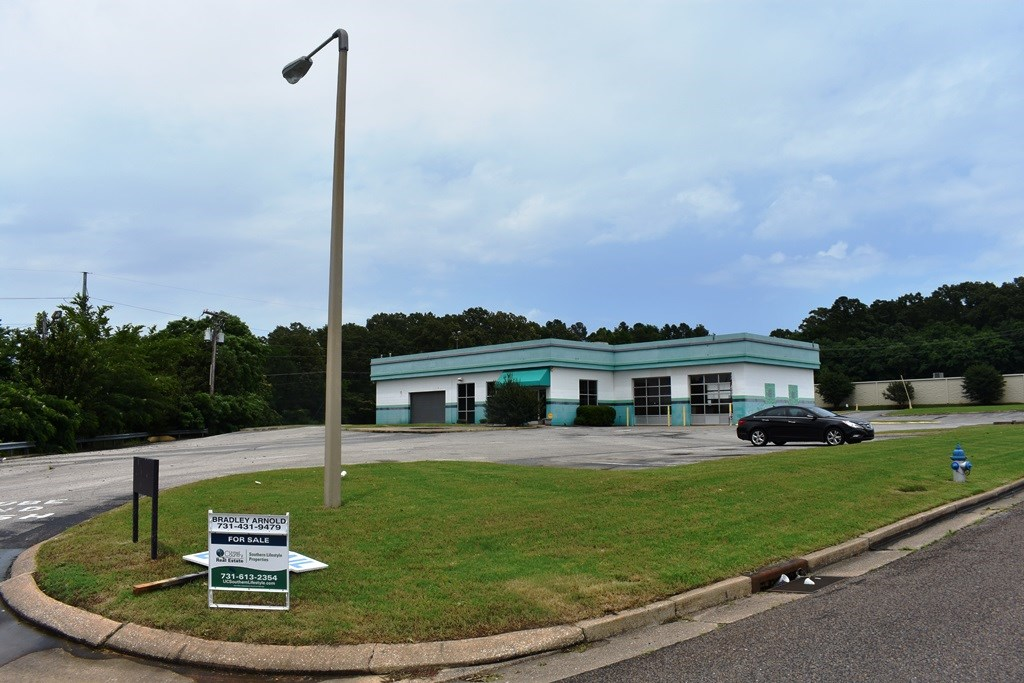 AUTOMOTIVE SALES or REPAIR, CAR-WASH FOR SALE, JACKSON, TN
